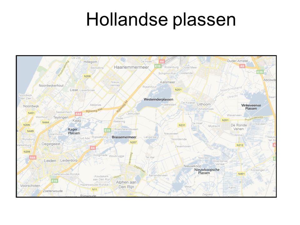 Hollandse plassen
