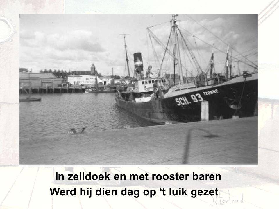 Voor 't ouwe mens in Rotterdam…..