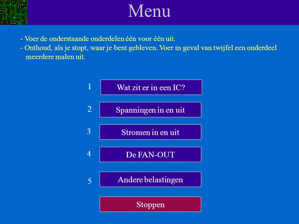 Spanningen en stromen bij digitale signalen Originele presentatie van Peet Ferwerda van Friesland College (NL), aangepast en aangevuld door Dirk Smets, Katholieke Hogeschool Limburg - dep.