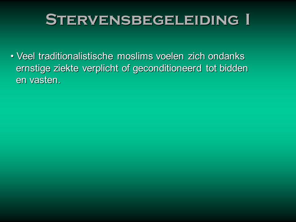 Stervensbegeleiding IV Stervensbegeleiding IV De laatste woorden 1.