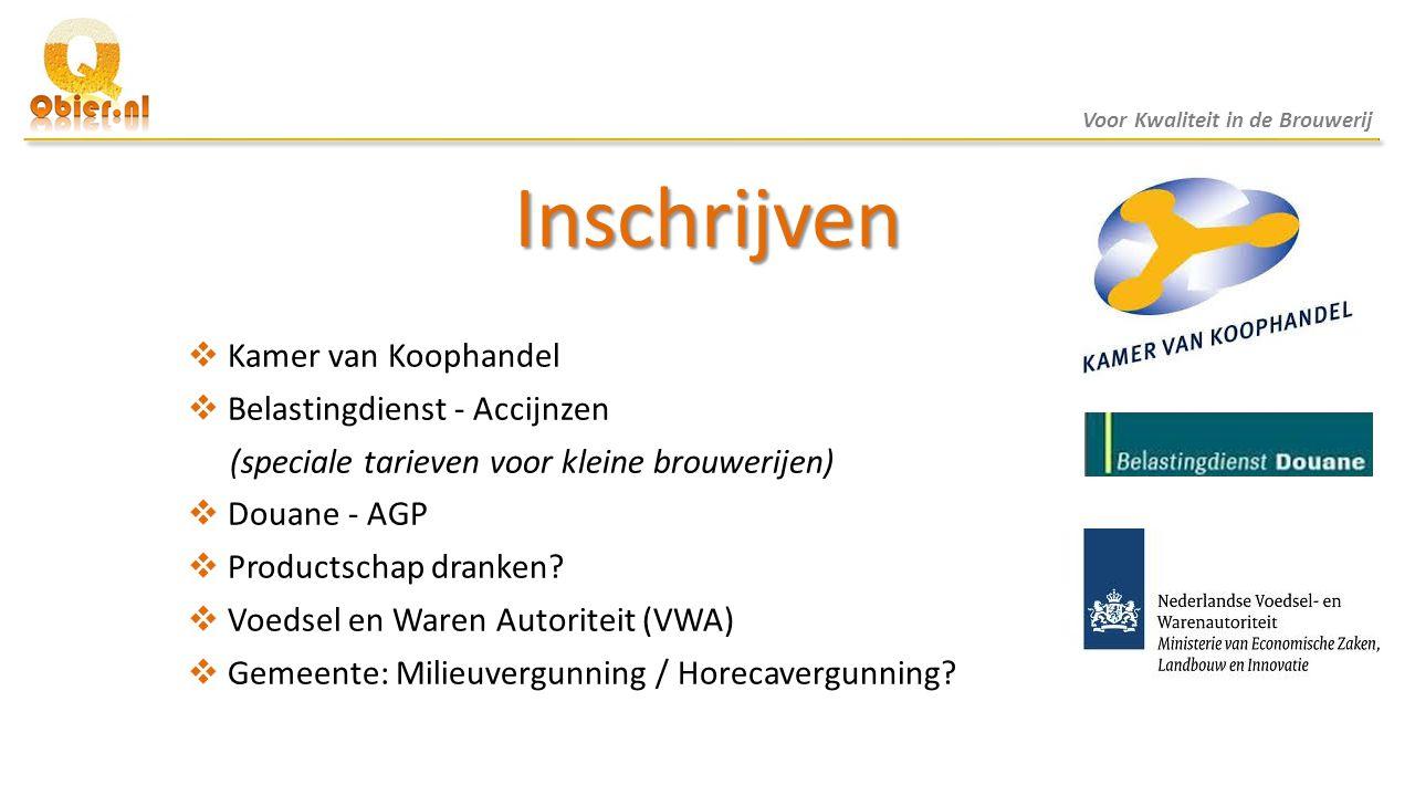 Etiketteringsvoorschriften  EU Verordening 1169/2011  Eisen waar een etiket aan moet voldoen: uitzonderingen voor bier  Per 13 december 2014  Checklist op de website van QBier.nl (eenvoudig)  Uitgebreide rapportage door QBier.nl voor maar 6 biertjes  Nieuwe etiketten.