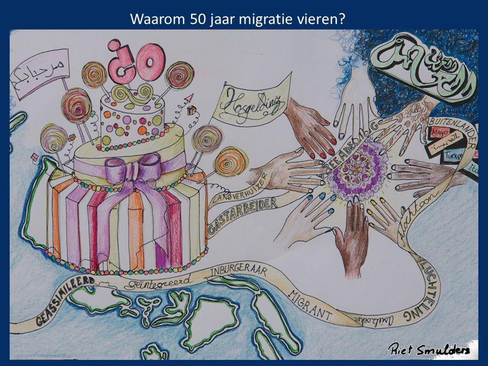Waarom 50 jaar migratie vieren?
