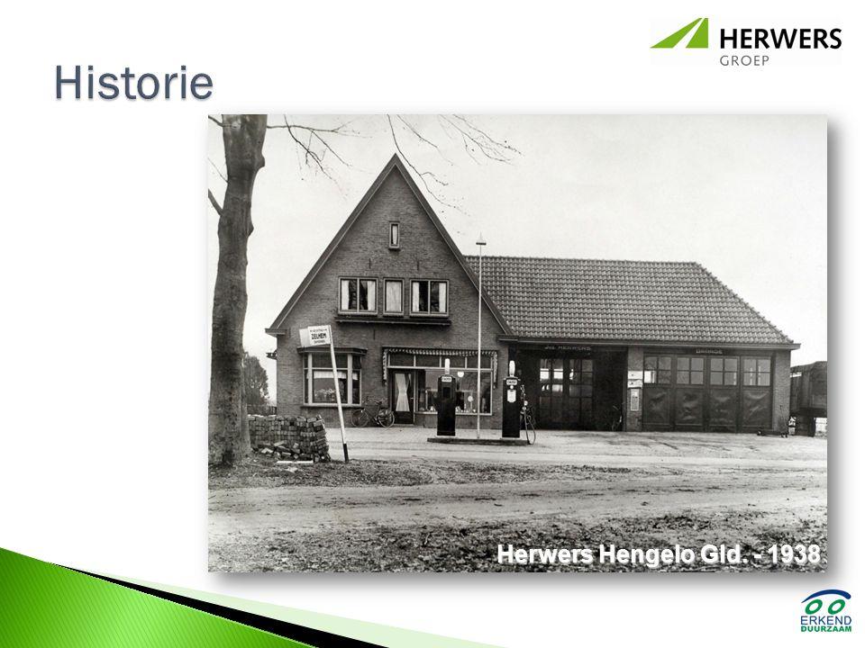 Herwers Hengelo Gld. - 1938