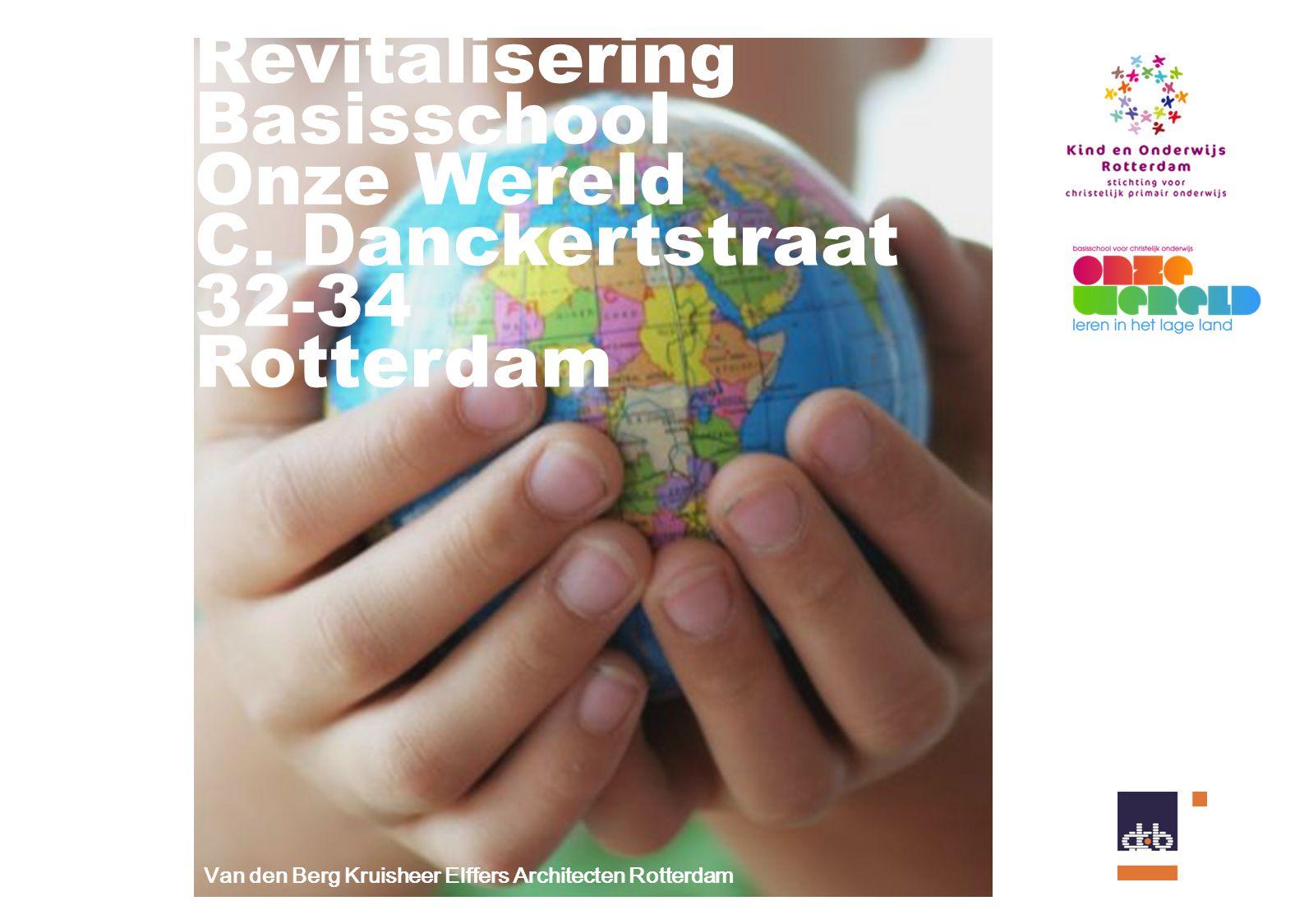 Revitalisering Basisschool Onze Wereld C.