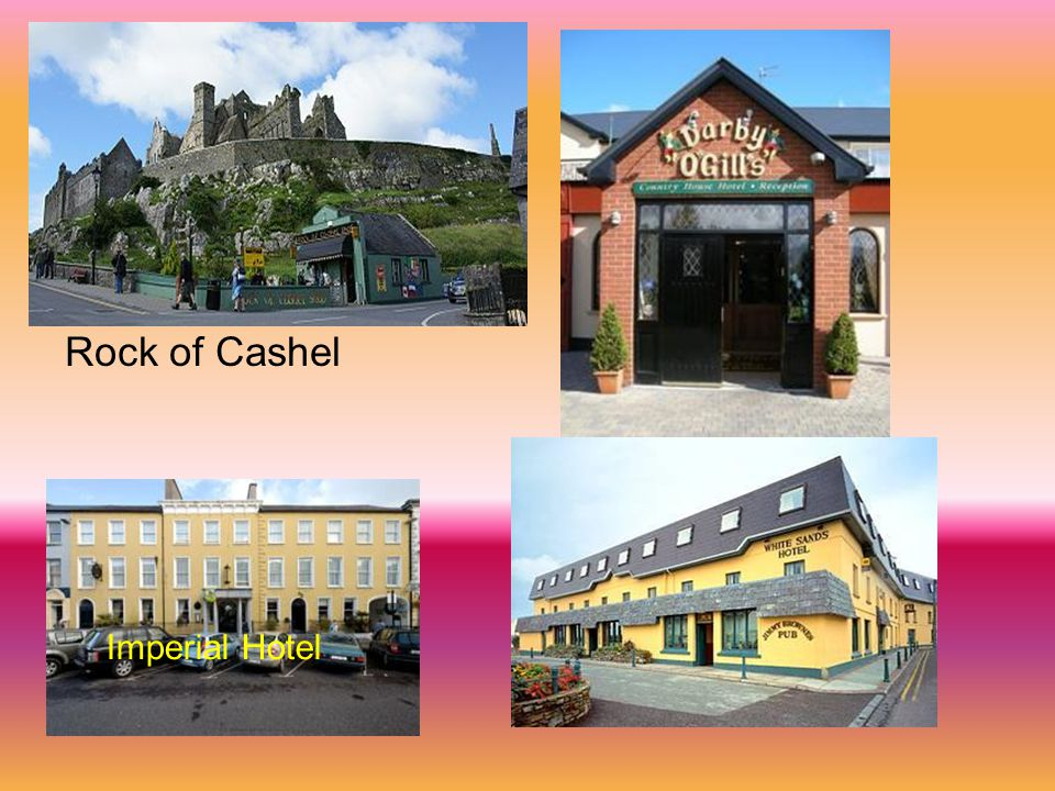 Rock of Cashel Imperial Hotel