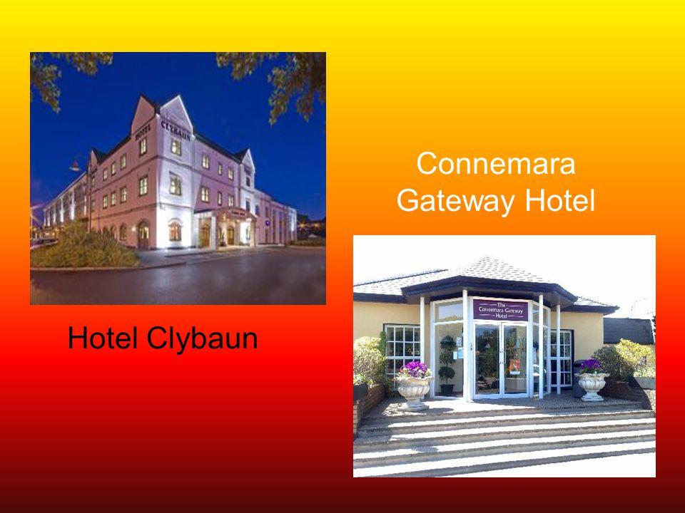 Connemara Gateway Hotel Hotel Clybaun