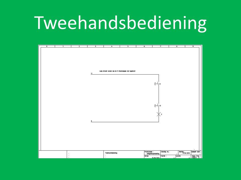 Tweehandsbediening
