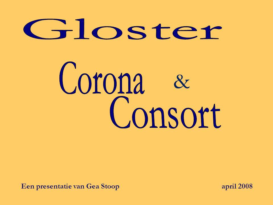 Een presentatie van Gea Stoop april 2008 &