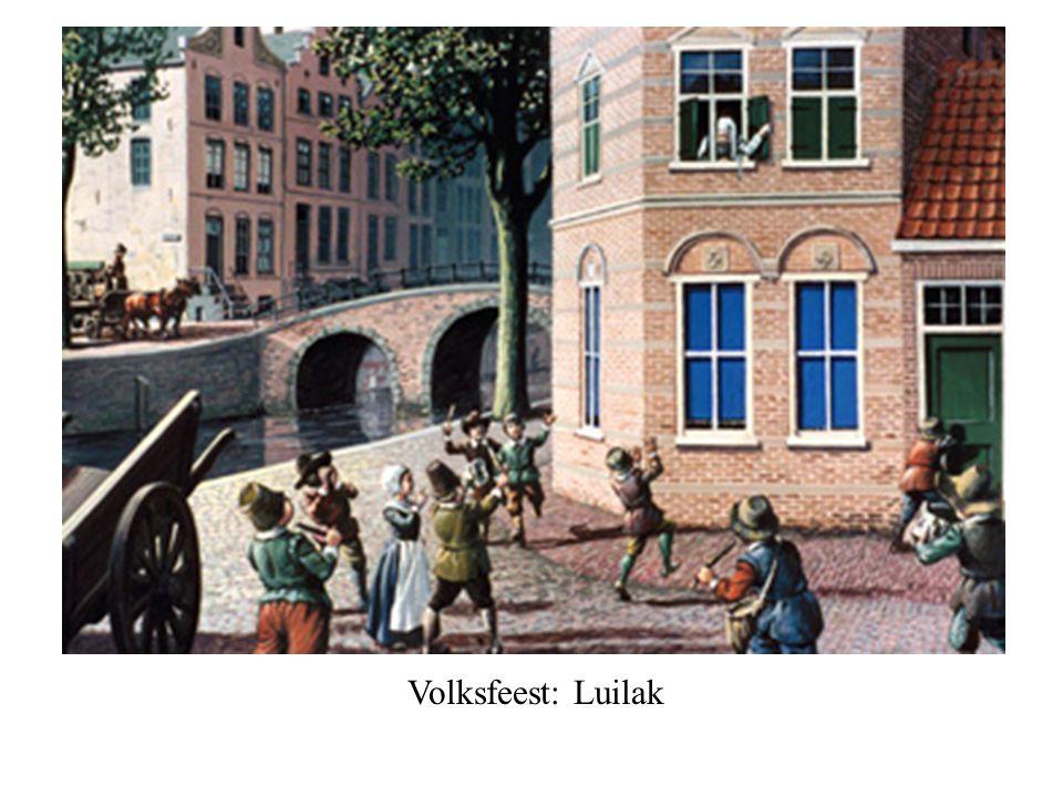 Volksfeest: Luilak