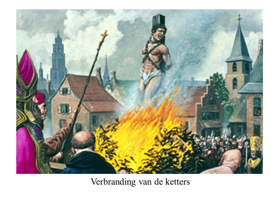 Verbranding van de ketters Beeldonderwijs BV