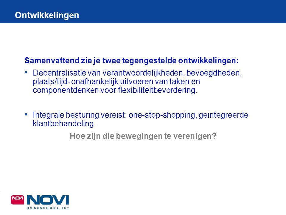 Voorbeeld • Beperkt gebruik van Grijpink • Illustratief voor randvoorwaarden voor samenwerking • De situatie: • Verzekeraar B gaat product van verzekeraar A voeren onder eigen label.