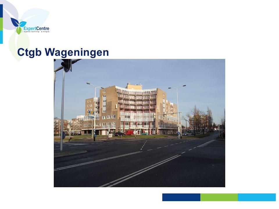 Ctgb Wageningen
