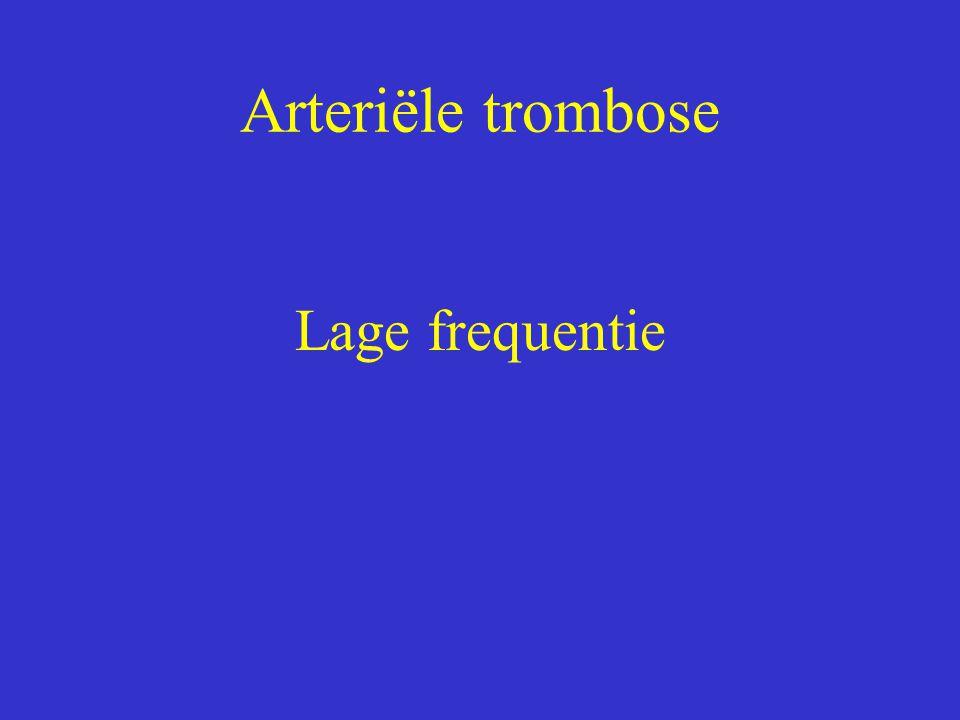 Veneuze trombose paraneoplastisch 1823 Bouillaud Archives générales de médicine
