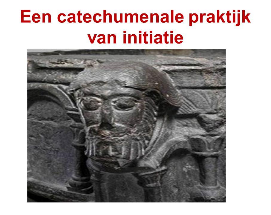 Een catechumenale praktijk van initiatie