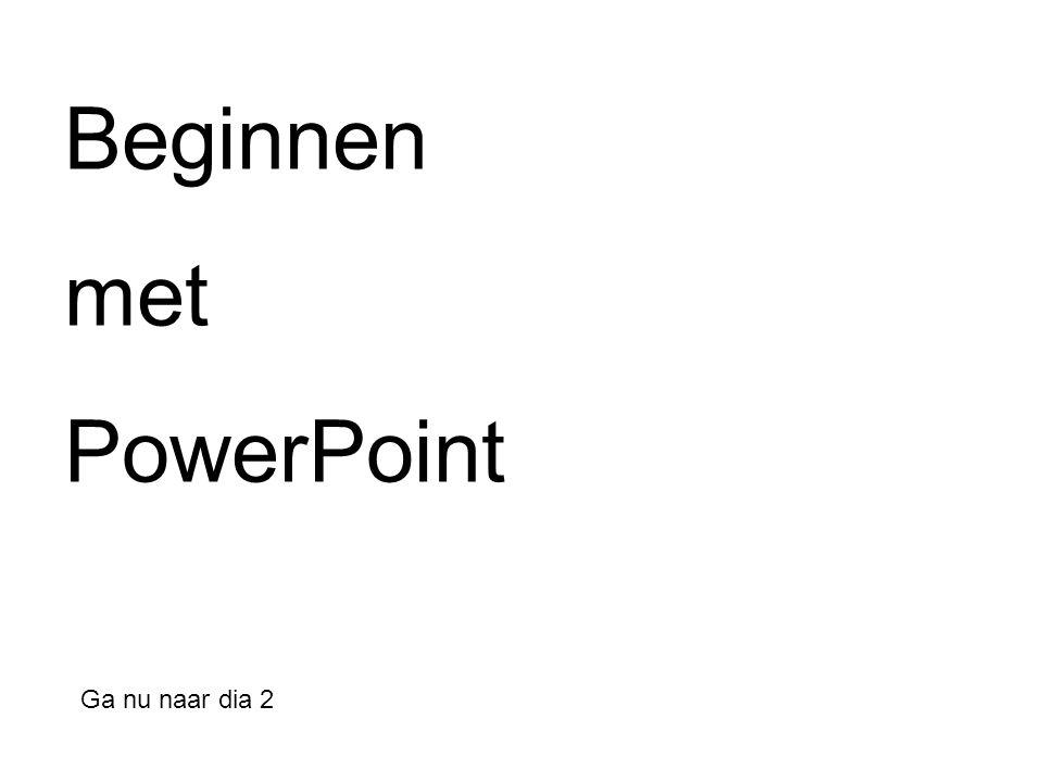 Dit is de eerste pagina van een PowerPoint-presentatie.