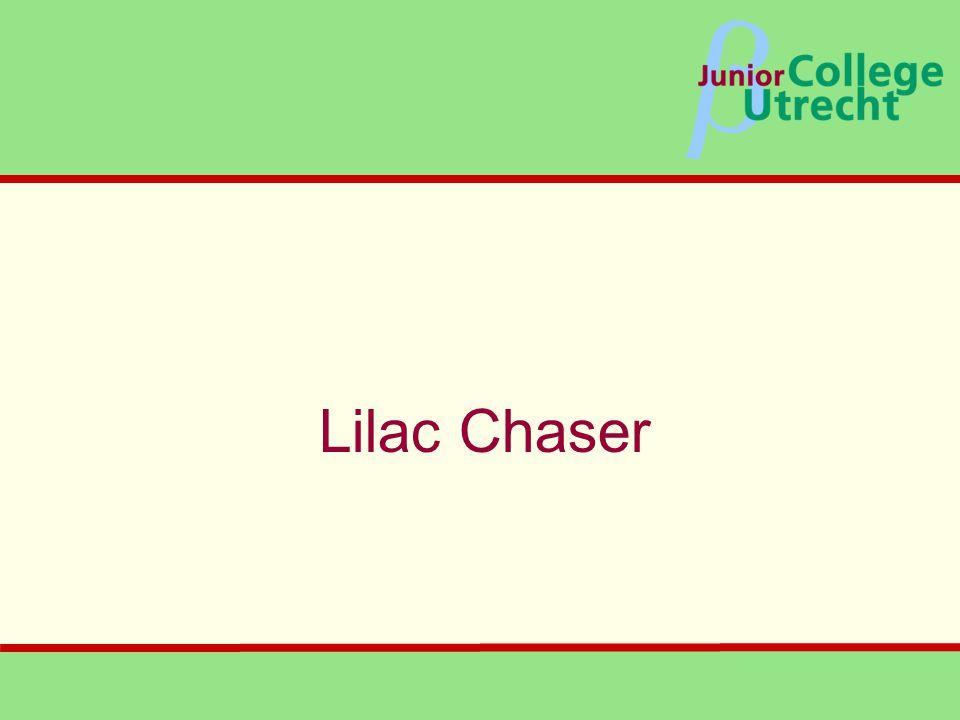 β Lilac Chaser