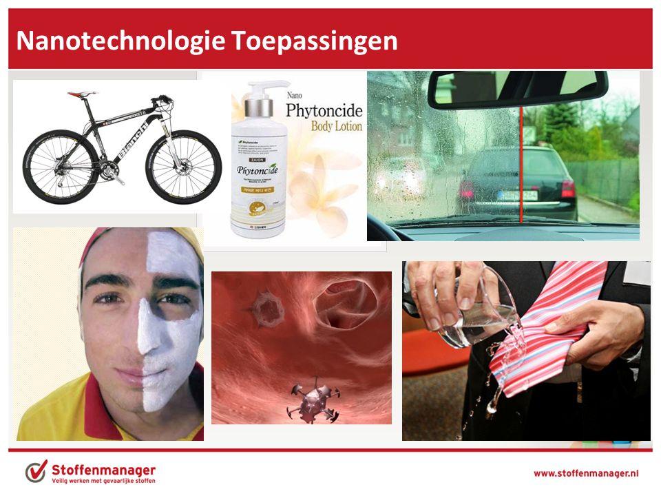 Nanotechnologie Toepassingen
