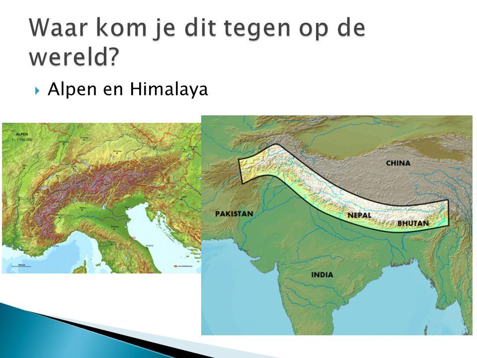  Opmerkingen aardbevingen  Tsunami's  Continental drift – 3 fasen van gebergtevorming  Kalksteen  Caldera  Pyroklastische stroom  Jaarlijkse verplaatsing platen in cm