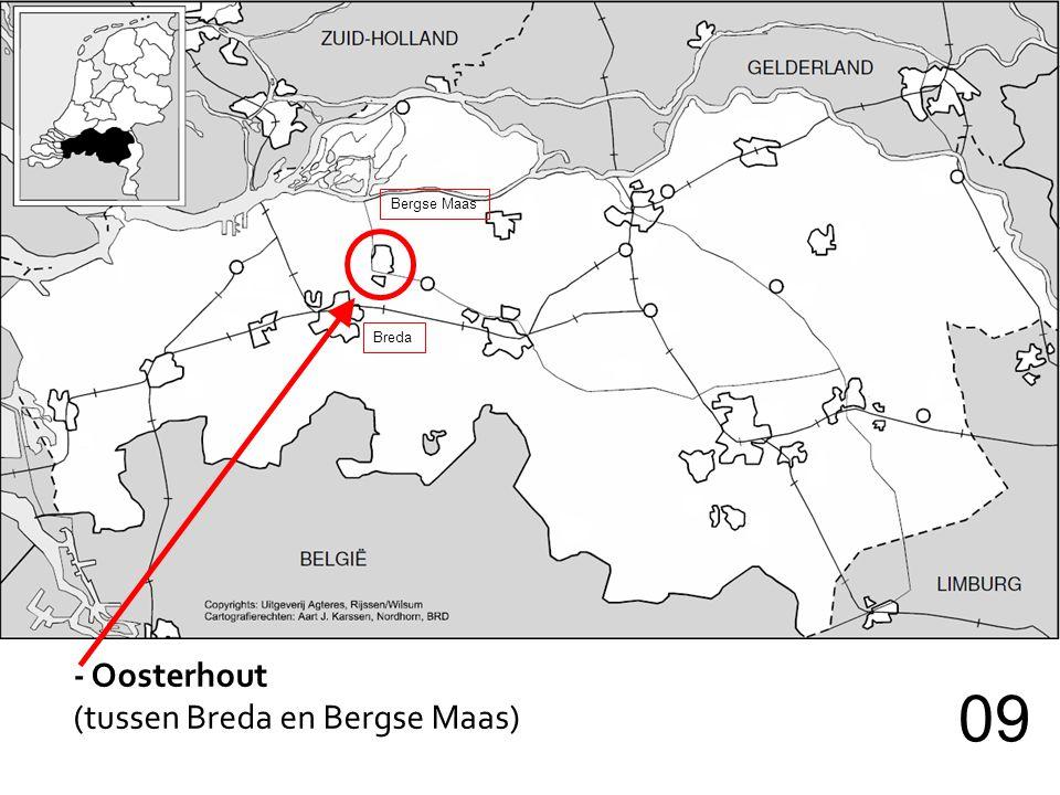 - Oosterhout (tussen Breda en Bergse Maas) 09 Breda Bergse Maas