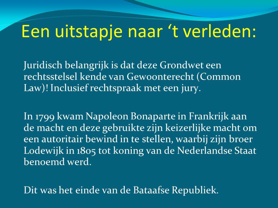 Neurenberg Principes *) De basis van het internationale strafrecht.