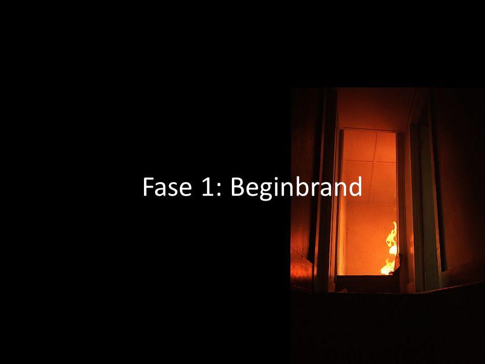 Fase 1: Beginbrand