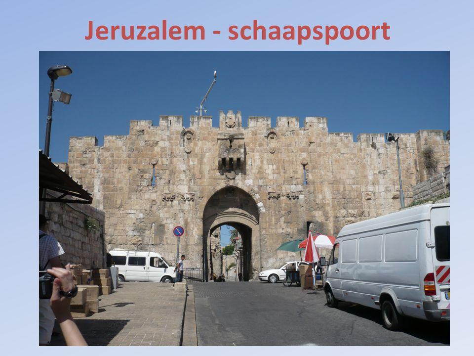 …er was een feest van de Joden… (vers 1) Purimfeest? Vernieuwing van de tempel?
