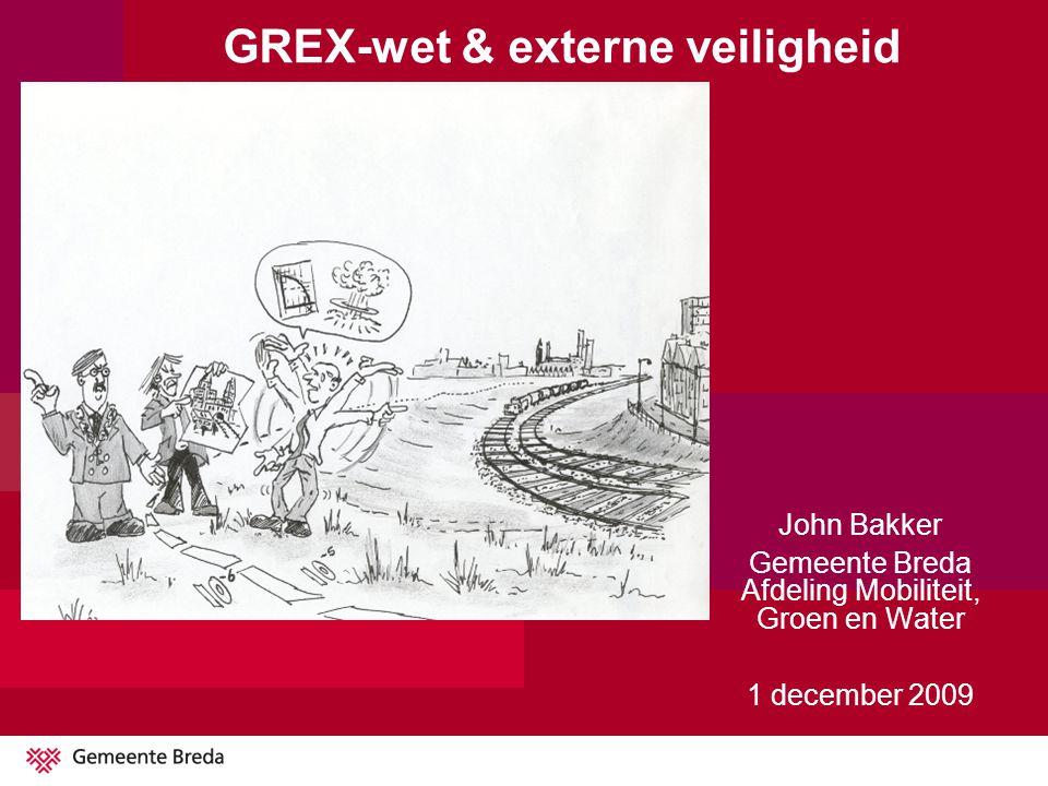 GREX-wet en externe veiligheid Stationskwartier Breda i.r.t. Externe veiligheid
