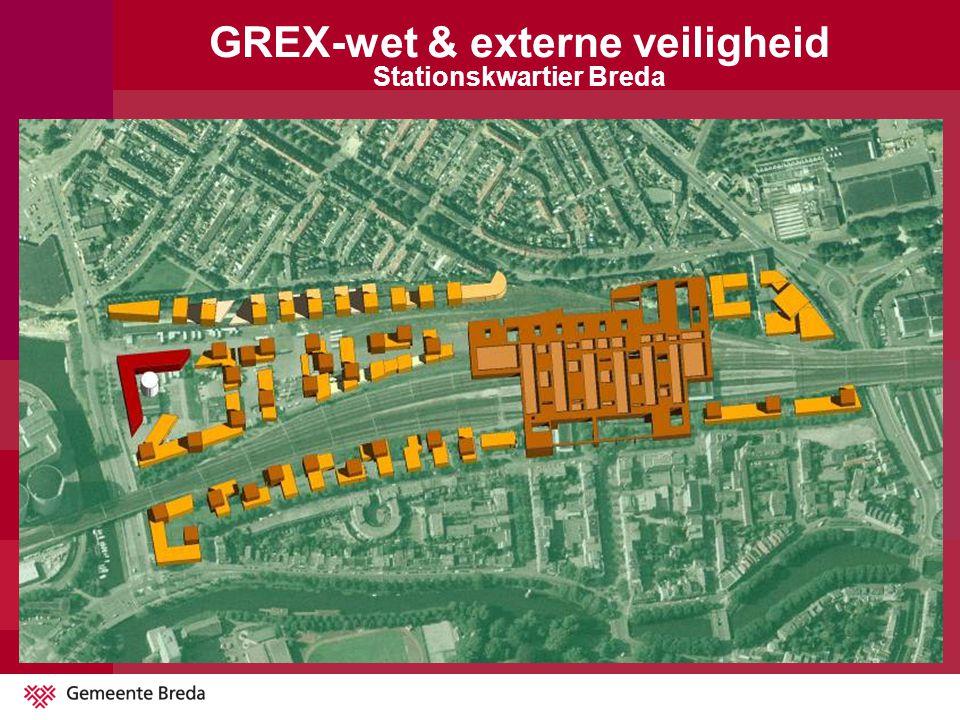 GREX-wet & externe veiligheid Stationskwartier Breda