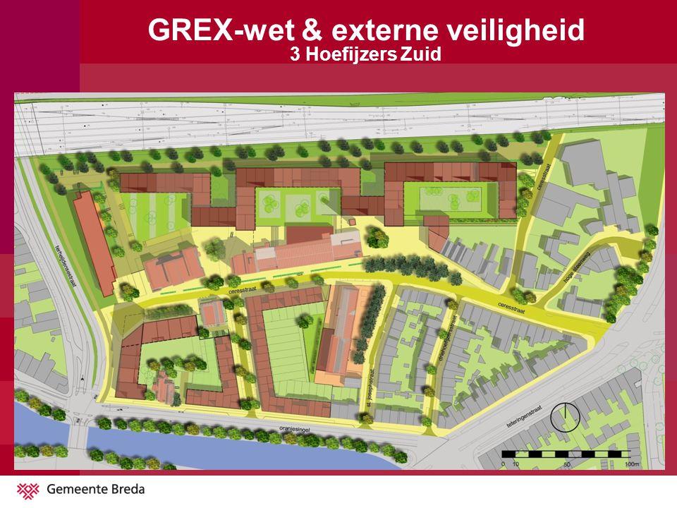 GREX-wet & externe veiligheid 3 Hoefijzers Zuid