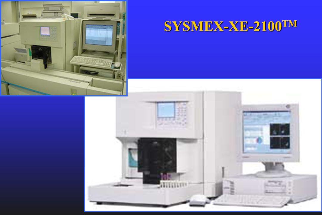 SYSMEX-XE-2100 TM