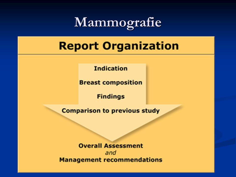 Mammografie