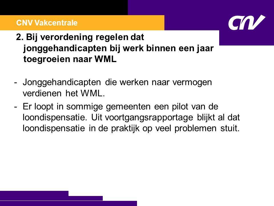 CNV Vakcentrale 2.