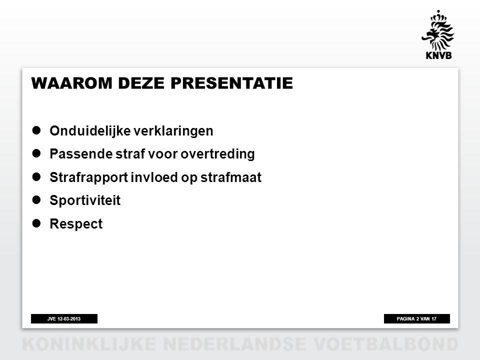PAGINA 3 VAN 17JVE 12-03-2013 STRAFRAPPORTAGE  Rapportformulieren downloaden via www.knvb.nl/tuchtzakenwww.knvb.nl/tuchtzaken  Opslaan op PC  Digitaal toesturen aan zuid1-tuchtzaken@knvb.nlzuid1-tuchtzaken@knvb.nl  Via bovengenoemde link nuttige documenten te vinden waaronder de handleiding tuchtzaken amateurvoetbal, reglementen en uitleg over het gebruik van de diverse formulieren.