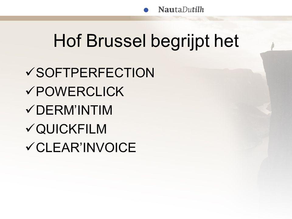 Benelux-burger of geen burger  EUROPOLIS beschrijvend in Nederlandse taalgebied Benelux, alleen gebruikt in Nederland  HvJ: inburgering aantonen in hele taalgebied; aanzienlijk deel daarvan moet het als merk zien  Is Nederland dan voldoende???