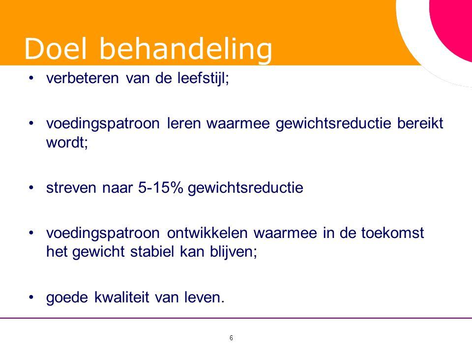 87 Huiswerkopdracht •Stabilisatieplan invullen voor volgende individuele sessie; •Inplannen individueel vervolgconsult.