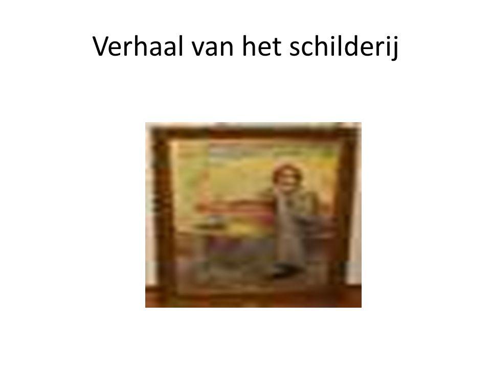 Verhaal van het schilderij