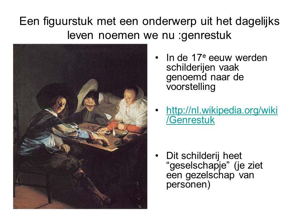 De luit in de schilderkunst •http://histoforum.digischool.nl/luit/index.ht mhttp://histoforum.digischool.nl/luit/index.ht m