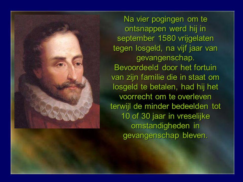 De wrede Baba Arrouj, bijgenaamd Barbarossa, was een van de beroemdste piraten en jagers op blanke slaven en slavinnen. Miguel de Cervantes, auteur va