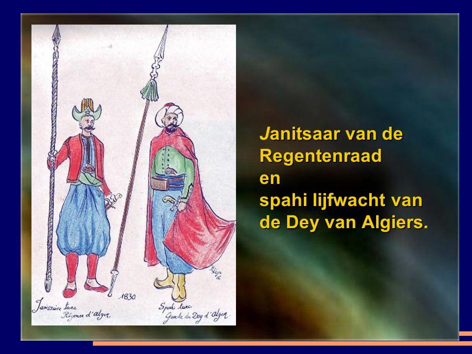 De gouverneurs van Beylik in het Turkse regentschap ontvingen 10% van de slaven als een vorm van inkomstenbelasting. Deze publieke slaven bleven gedee