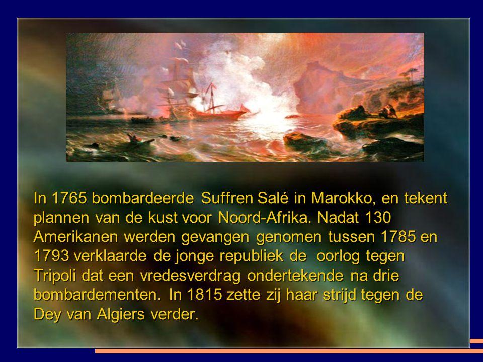 aba Aroudj sultan van Algiers geworden, werd in 1518 gedood nabij Tlemcen. Zijn broer-Kheir Eddin die hem opvolgde vroeg om de bescherming van het Ott