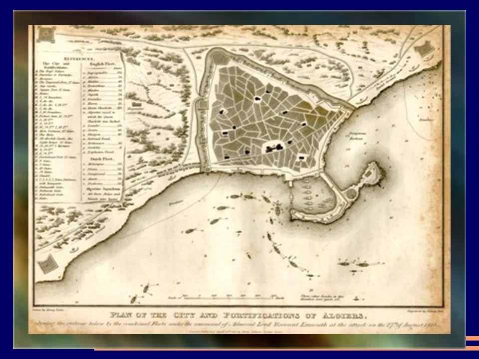 In 1765 bombardeerde Suffren Salé in Marokko, en tekent plannen van de kust voor Noord-Afrika. Nadat 130 Amerikanen werden gevangen genomen tussen 178