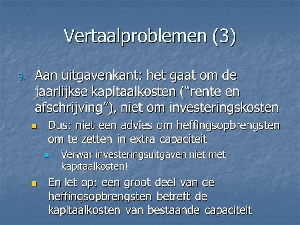 Vertaalproblemen (3) 3.