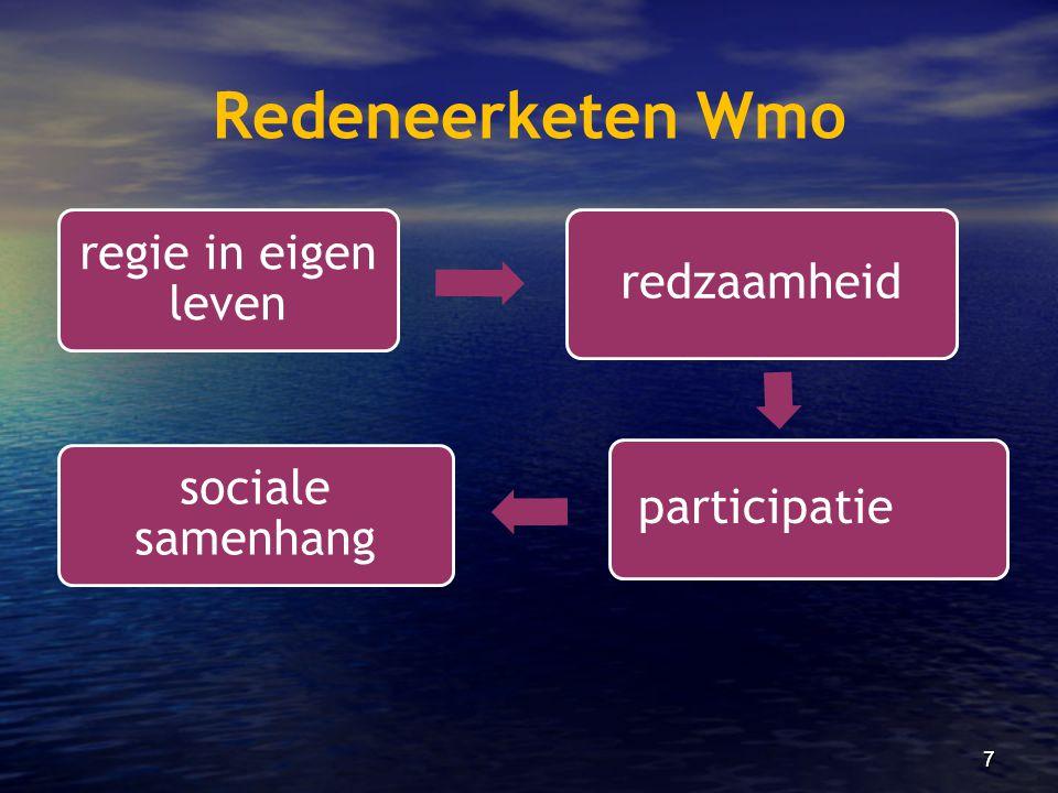 Redeneerketen Wmo 7 7