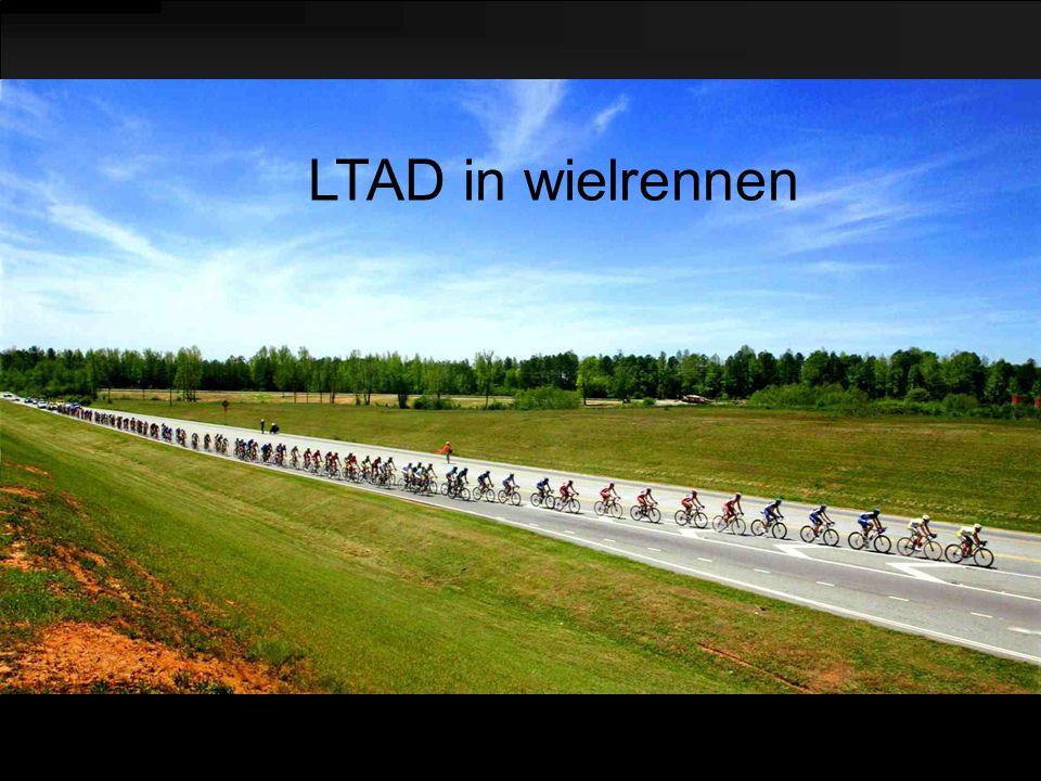 LTAD In Nederland is door NOC*NSF is het LTAD model (Long Term Athlete Development) van Bayli in opmars.