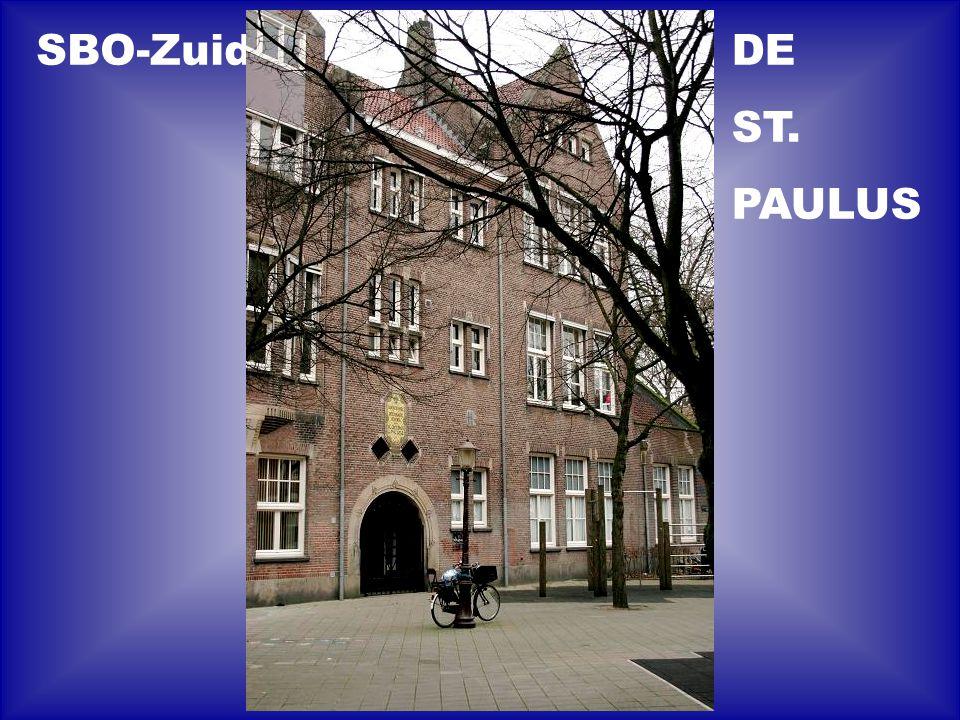DE ST. PAULUS SBO-Zuid