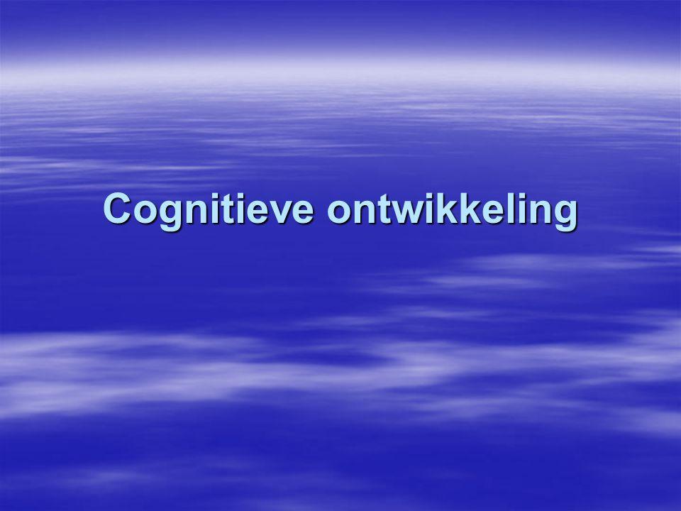 Belang van kijken doorheen bril normale ontwikkeling  Tal van hulpvragen ~ leren  Sterke neiging om meteen te denken i.t.v.