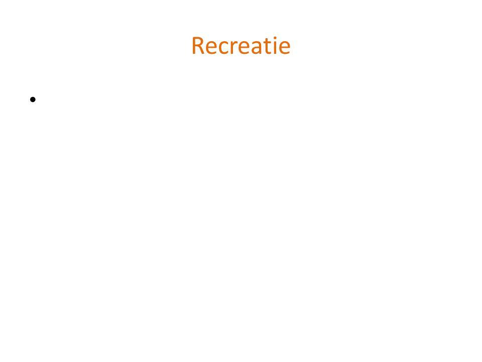 Recreatie •
