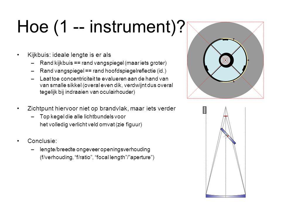 Hoe (1 -- instrument).
