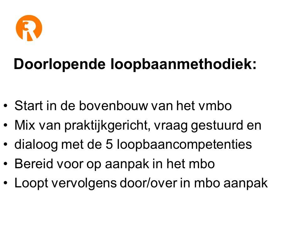 Aanleiding Voorzorg(plicht) mbo: Doel, werkwijze & cgo-eisen in het mbo vragen om bepaalde studiehouding: hoe hieraan al in het vmbo te beginnen.