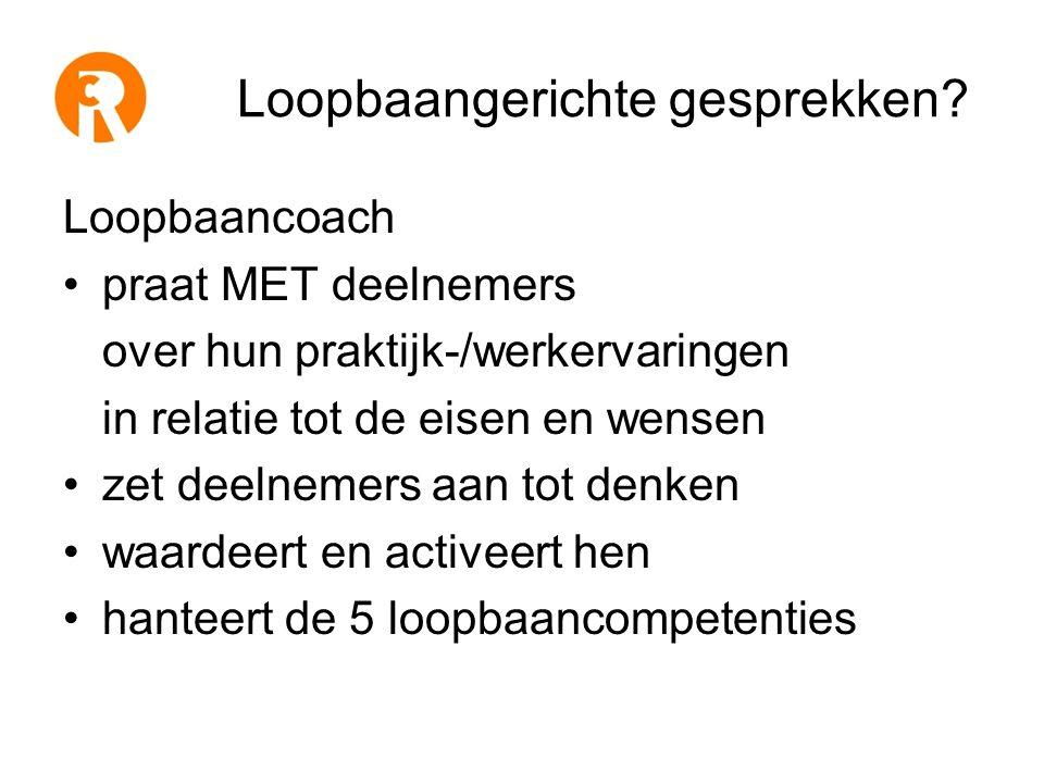 Loopbaancompetenties M.Kuipers Ontdek je talent (kwaliteiten) •Waar ben je goed in.